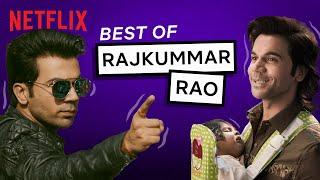 Rajkummar Rao BEST Scenes | Ludo, Stree, Queen, Bareily Ki Barfi & More! | Netflix India