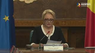 Dăncilă: Obișnuit să încalce Constituția, Iohannis reinterpretează după bunul plac o decizie CCR