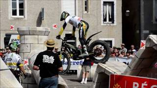 preview picture of video 'Cahors Trial Urbain 2011'