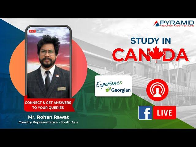 Georgian College Facebook- Live!!