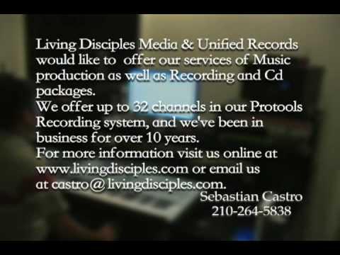 Living Disciples Media & Unified Records Recording Studio