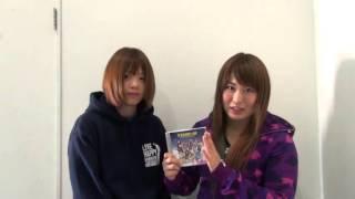 サンダーロック紫雷イオ&岩谷麻優/『STARDOMnewgeneration』CD発売コメント