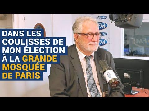 [IAP] Dans les coulisses de mon élection à la Grande Mosquée de Paris - Chems-eddine Hafiz