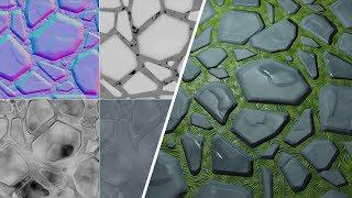 Создание бесшовной текстуры в Blender