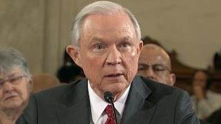 """Jeff Sessions reacts to being called a """"bigot"""" 