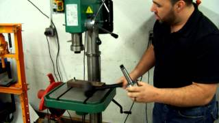 AutoDrill - How to Measure a Drill Press