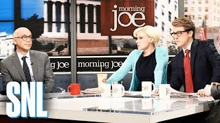 Morning Joe Michael Wolff Cold Open - SNL - Video Youtube