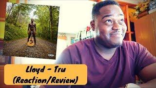 Gambar cover Lloyd - Tru (Reaction/Review)