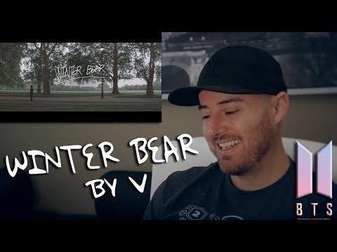 Filmmaker Reacts to BTS - V - Directorial debut -WINTER BEAR- (방탄소년단 뷔)