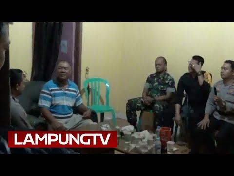 Bentrok di Buyut Udik Lampung Tengah:  Kaca-Kaca Rumah Pecah