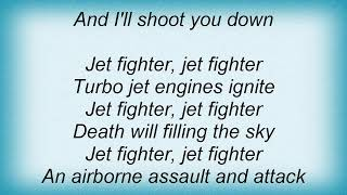 Anthrax - Death From Above Lyrics
