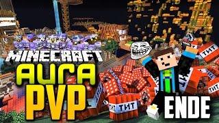 Mit VIEL ACTION ins ENDE von: Minecraft AURA - PvP Event #14 l GommeHD Aura PvP Event #14