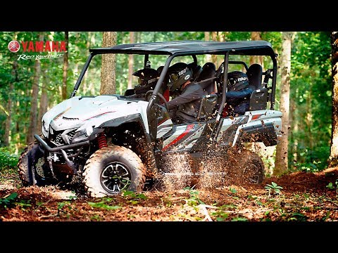 2020 Yamaha Wolverine X4 in Spencerport, New York - Video 2