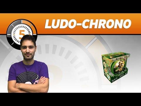 LudoChrono - Treasure Rush - English Version