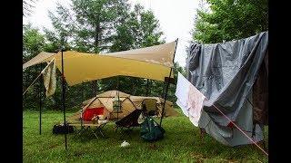 夫婦で行く3泊4日のキャンプ旅行② in岐阜 I Go Conjugally Camp Travel