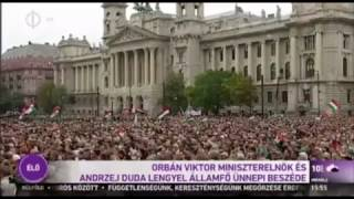 President Duda: Hungary and Poland Founded On Christianity