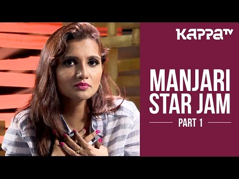 Manjari (playback Singer) - Star Jam (Part 1) - Kappa TV Mp3