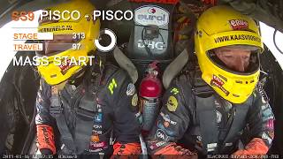 Dakar 2019 crash again for Tim and Tom Coronel in Stage 9 with The Beast