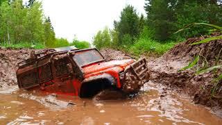 RC Cars stuck extreme mud | Rc Car Hard Mudding Extreme