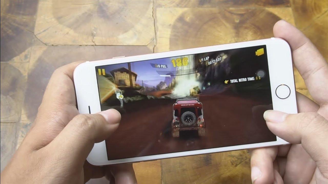 iPhone 7 hơn 5 triệu chơi game liệu còn ổn?