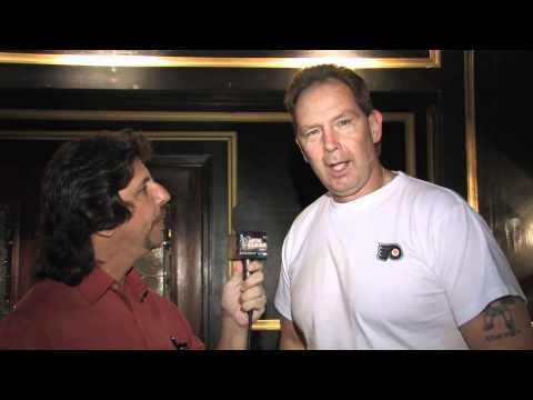 Artie Clear interviews Dave Greenhalgh at Katie O'Donnell's