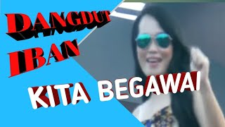 Lagu Dayak Iban Kita Begawai GOYANG HEBOH 2018 Official Video HD