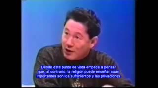 北野武×麻原彰晃対談映像「たけしの死生観、麻原の仏教観」