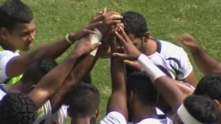 Sri Lanka Vs South Korea - Cup Semi Final  - Asia Rugby 7s Series 2016 (South Korea)