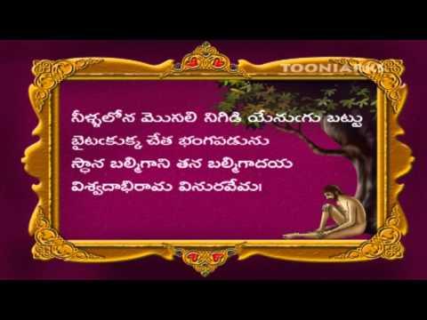 NeellalonaMosali-VemanaShatakam