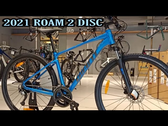 Видео Велосипед Giant Roam 2 Disc Charcoal