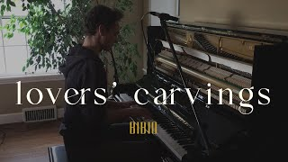 Lovers' Carvings   Bibio   Piano Cover