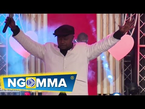 Kidum performing at Churchill show Live recording