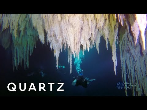 What's Hiding Inside the World's Largest Underwater Cave?