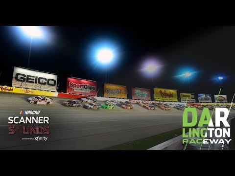 'He's got one coming'- Scanner Sounds: Best of Darlington Raceway's in-car audio