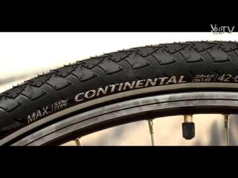 HOT STUFF: Continental E-Bike Reifen Contact Plus E50 »NONSTOP Mobility«