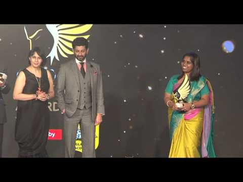 Dr. Maria Zeena, Educationist - Audi RITZ Icon Awards 2015