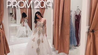 PROM Dress Shopping 2019!!