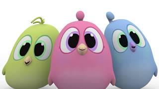 Giligilis Slide Fun   Kids Songs   Cartoons & Baby Songs By Lolipapi   NEW
