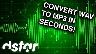 the BEST free WAV to MP3 converter - period.