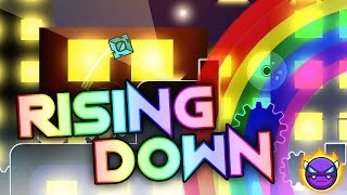 """FALLING UP REMAKE - """"Rising Down"""" [DEMON] by Small [GD 2.11] 