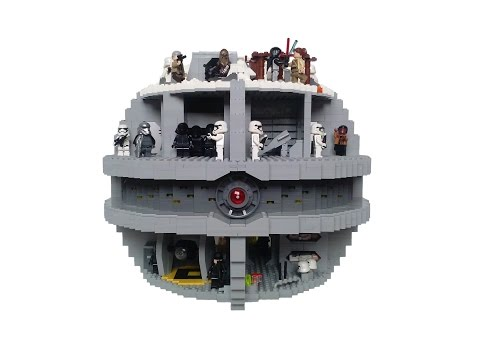 Download Youtube mp3 - Lego Star Wars Starkiller Base MOC