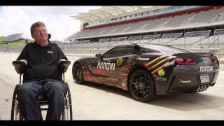 Sam Schmidt and the Arrow SAM Project at COTA