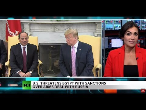 Egypt buys Russian warplanes, US threatens sanctions