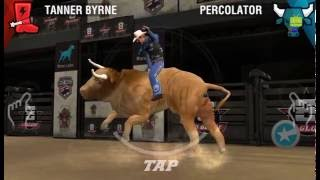 8 to Glory Bull Riding (by PBR INVESTMENTS LLC) Android Gameplay [HD]