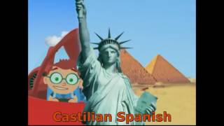 Little Einsteins (Intro) || Multilanguage