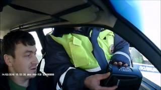 Беспредел ДПС Кармаскалы часть 2