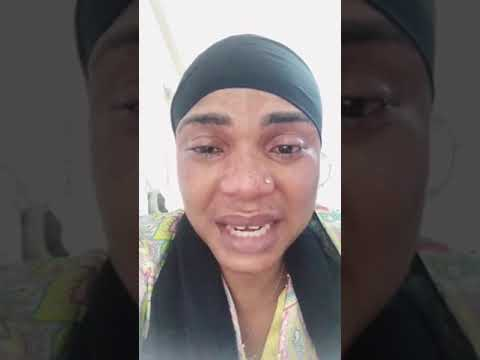 Nollywood Actress, Iyabo Ojo shed tears as she recounts on marital disappointments