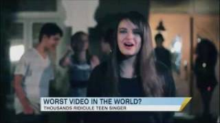 Worst Song Ever?  Rebecca Black Responds: 'I Don't Think I'm the Worst Singer' (03.18.11)