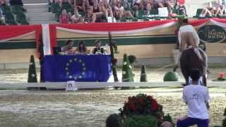 preview picture of video 'Jordan Gauvrit Libre 1 Europe 2013'