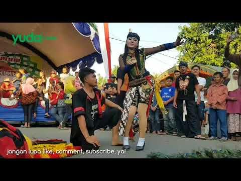 Download Edreg JATHIL Cantik, Mirip Via Vallen - Reog Ponorogo Hake Hake Hokya HD Mp4 3GP Video and MP3